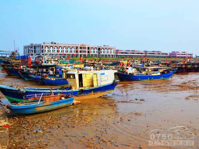 南湾渔港码头