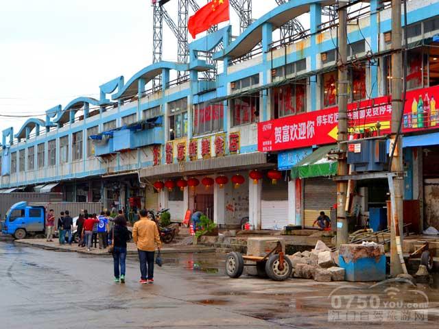 白藤头水产市场自驾游推荐: 推荐1:白藤头水产批发市场是买海鲜最便的