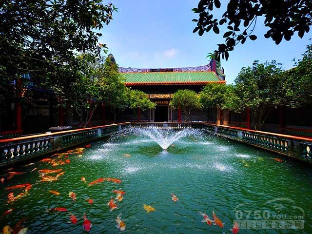 广州番禺风景区