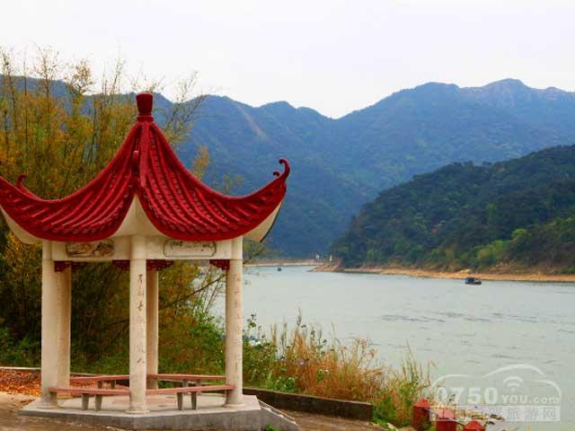 清遠飛霞風景區