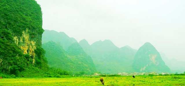 怀集燕山风景区
